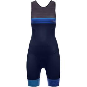 Santini Sleek Plus 776 Strój triathlonowy bez rękawów Kobiety, turquoise